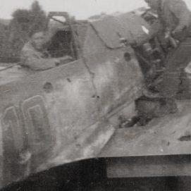 Fw 190 A-5 of SchlG 2 Tunisia 1943