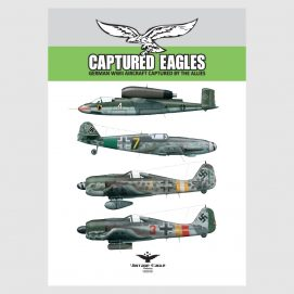 Vintage Eagle Decals Fw 190 He 162 Bf 109